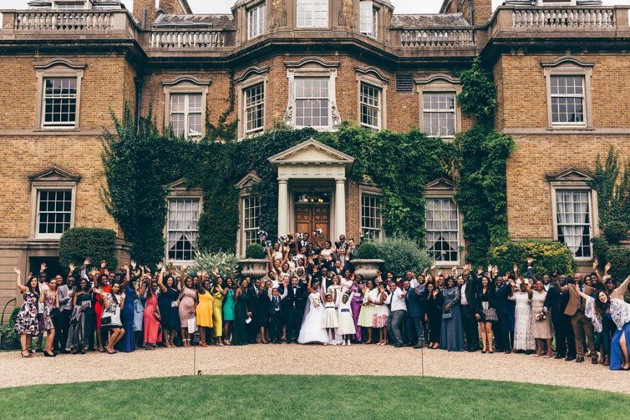 Hampton Court Wedding Photographer