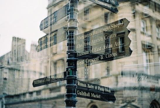 Bath City Centre - University Life