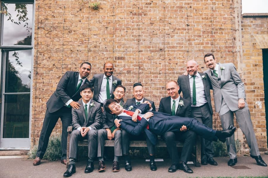 Kew Gardens Wedding Photographer