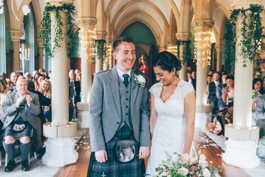 Wotton House Wedding- Chris & Samira