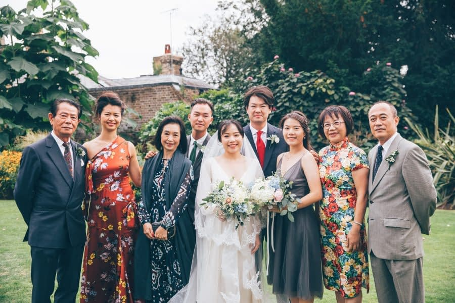 surrey female wedding photographer Kew Gardens Wedding Photography 2019 -