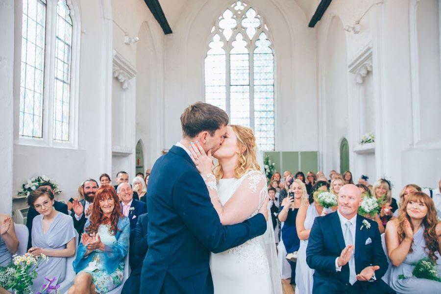 Wedding Photographer Kingston- Georgia & Jack