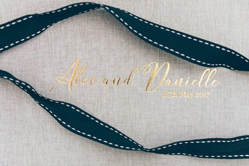 surrey wedding photographer female Photohraphy Personalised Wedding Album photos and gifts